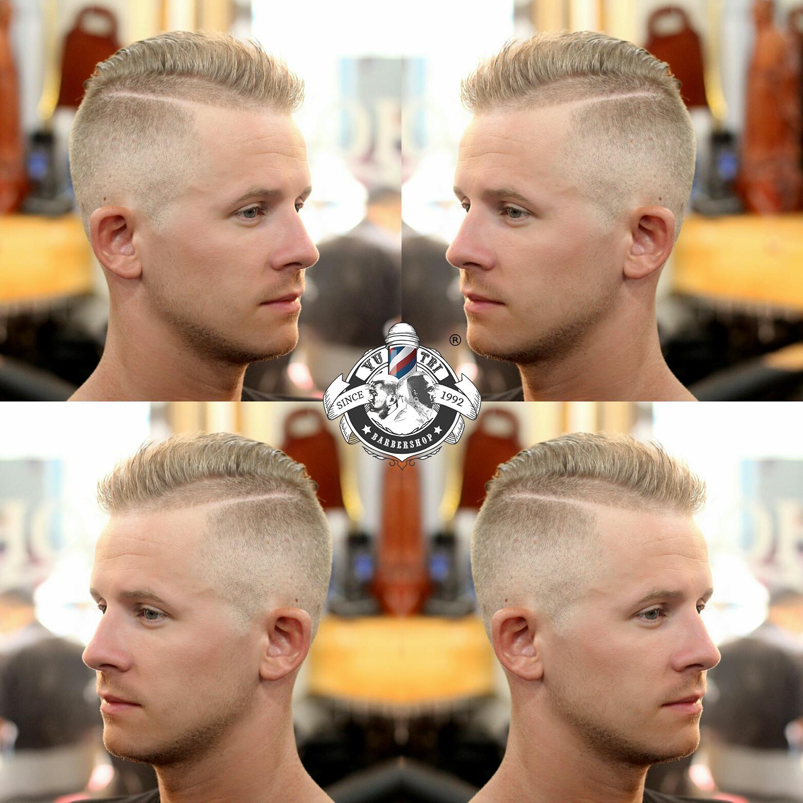 Barber shop Vũ Trí