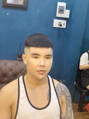 kiểu tóc park seo joon